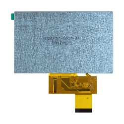 "5.0"" 40-pin TFT Display (Non-Touch) - Thumbnail"