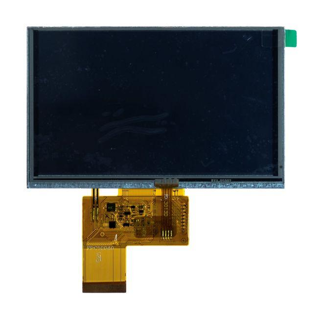 5.0 Inch 40-pin TFT Dokunmatik Ekran