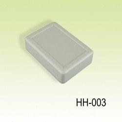 50 x 35 x 15 mm El Tipi Kutu - HH-003 (Açık Gri) - Thumbnail