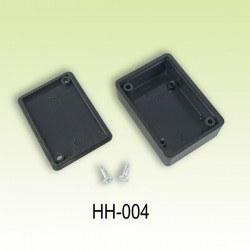 50 x 35 x 20 mm El Tipi Kutu - HH-004 (Açık Gri) - Thumbnail