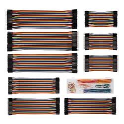 500 Piece Jumper Cable Set - Thumbnail