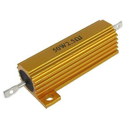 50W 2R2 Resistor