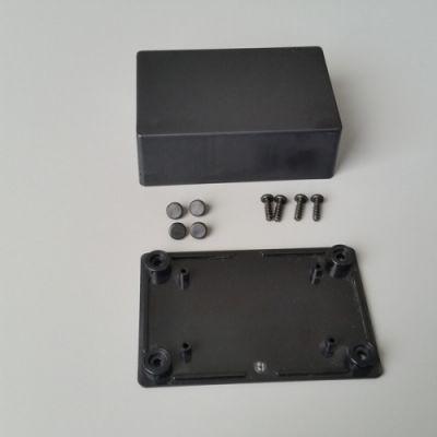 54 x 83 x 30 mm Proje Kutusu - PR-040 (Siyah)