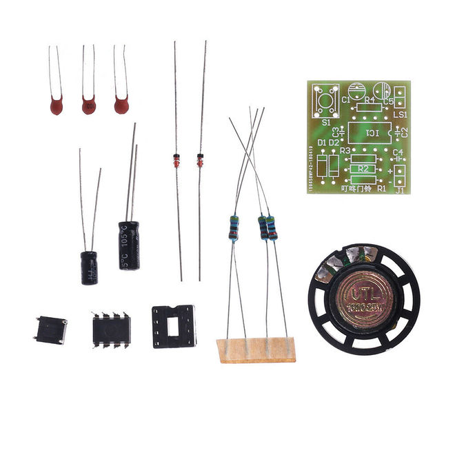 555 Ding-Dong Doorbell Kit
