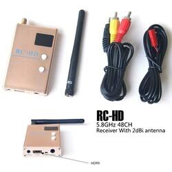5.8 Ghz 48 Kanal FPV RC-HD Alıcı Modül (AV ve HDMI Çıkışlı) - Thumbnail