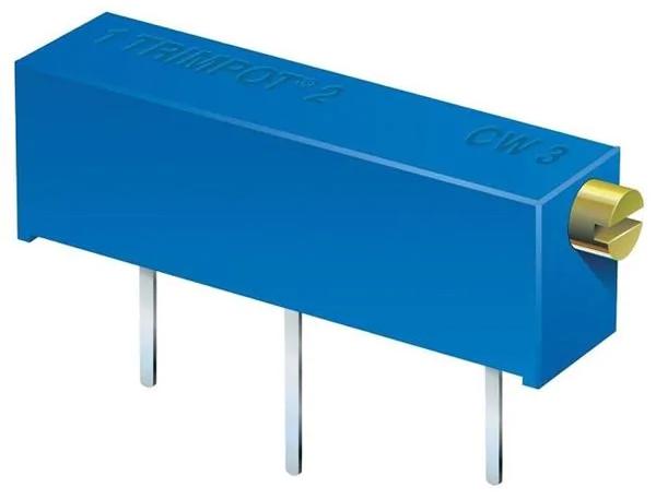 5K Multi-turn Trimpot (Horizontal) - 3006P-1-502