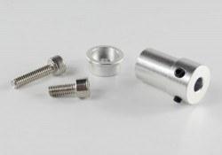 5 mm Alüminyum Göbek - Universal, 18028 - Thumbnail