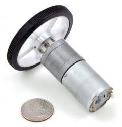 5 mm Motor Bağlantı Elemanı Çifti (M3 Sabitleme Vida Delikli) - PL-1998 - Thumbnail