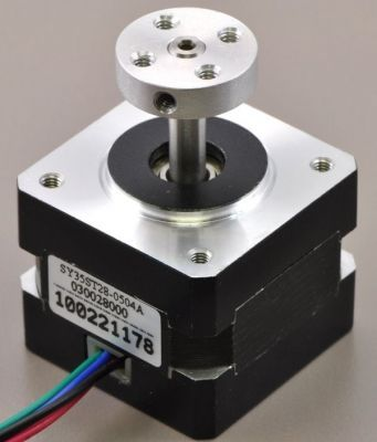 5mm Motor Connection Component Pair (With M3 Fixing Screw Hole) - PL-1998