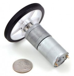 5mm Motor Connection Component Pair (With M3 Fixing Screw Hole) - PL-1998 - Thumbnail