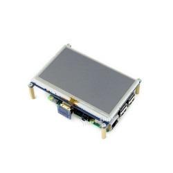 4.3 Inch HDMI Rezistif Dokunmatik LCD Ekran - 480×272 - Thumbnail