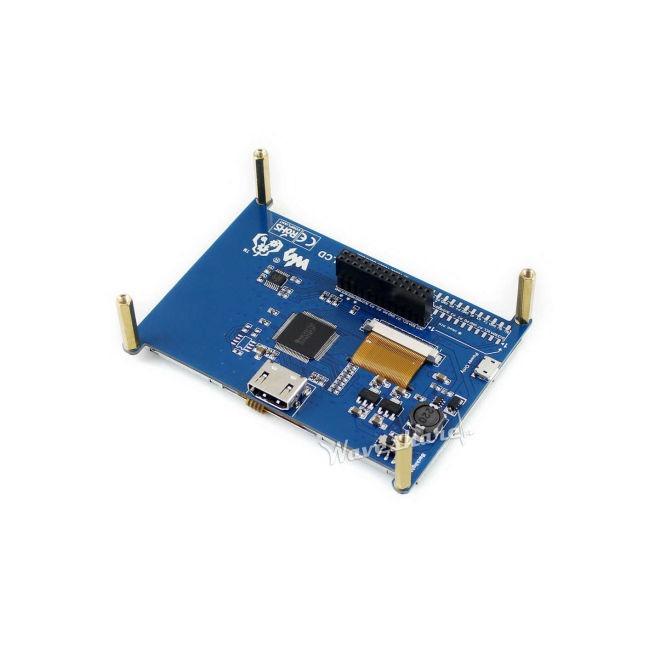 4.3 Inch HDMI Rezistif Dokunmatik LCD Ekran - 480×272