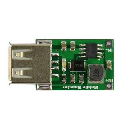5V 1200mA USB Output Step-Up
