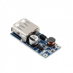 China - 5V 600mA USB Output Step-Up
