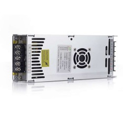 Jinbo - 5V 60A Slim Metal Kasa İç Mekan Power Supply