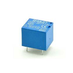 QIANJI - 5V 7A Single Contact Relay - JQC-3F(T73)-5VDC
