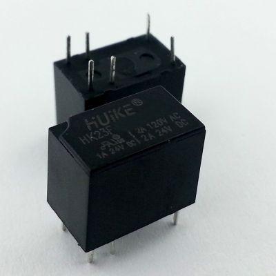 5 V Küçük Tek Kontak Röle - HK23F-5