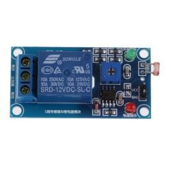 5V Single LDR Triggered Relay Board - Thumbnail