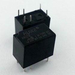 HUIKE - 5V Small Single Contact Relay - HK23F-5