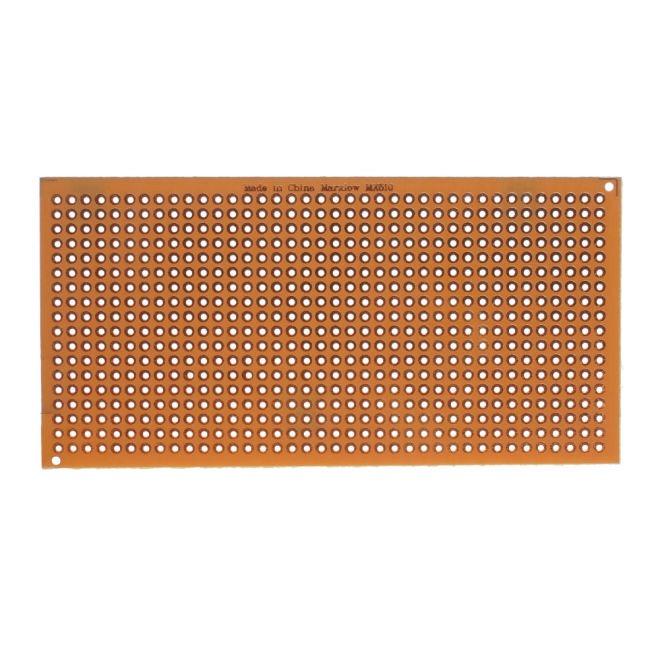 5x10cm Perforated Pertinax