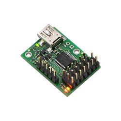 6 Channel USB Servo Motor Control Board - Thumbnail