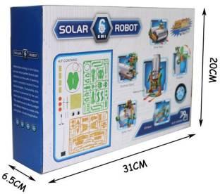6 in 1 Solar Recycler Kit