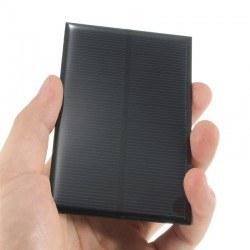 6 V 150 mA Güneş Pili - Solar Panel 105x66 mm - Thumbnail