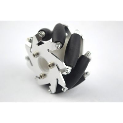 60 mm LEGO Uyumlu Mecanum Tekerlek Seti - Rulmanlı Rulo, 14144