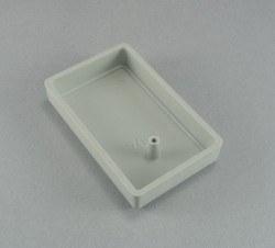 66 x 41 x 16 mm El Tipi Kutu - HH-010 (Açık Gri) - Thumbnail