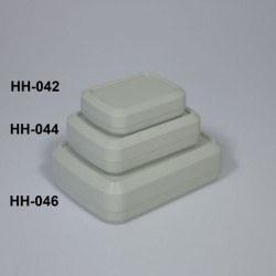69.5 x 50.5 x 21 mm El Tipi Kutu - HH-042 (Açık Gri) - Thumbnail