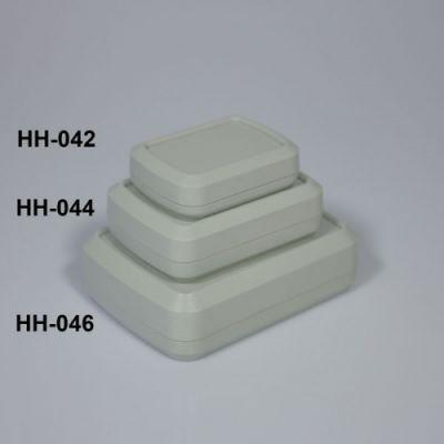 69.5 x 50.5 x 21 mm El Tipi Kutu - HH-042 (Açık Gri)