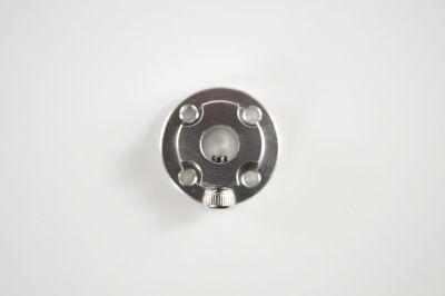 6 mm Alüminyum Göbek - 48 mm Omni Tekerlek için, 18022