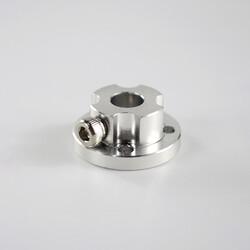 Nexus Robot - 6 mm Alüminyum Göbek - 48 mm Omni Tekerlek için, 18022