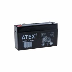 Atex - 6 V 1.3 Ah Kuru Akü