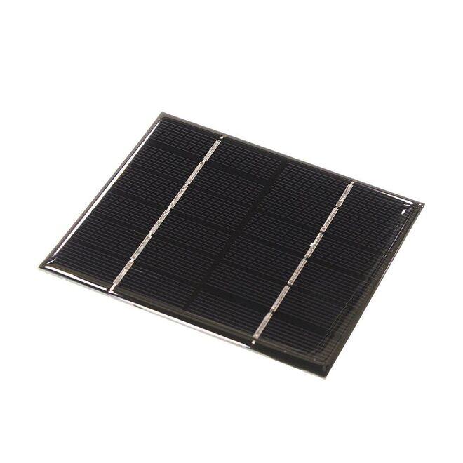 6V 250mA Solar Panel - Güneş Pili