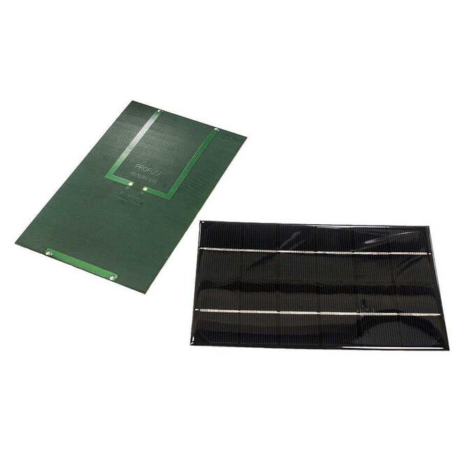 6V 500mA Solar Panel - Güneş Pili