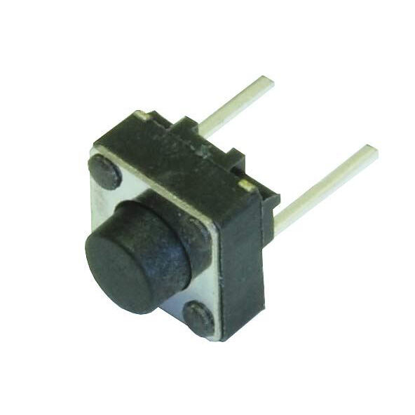6x6 2 Pin Push Button