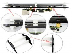 WaveShare 7 Inch HDMI Ekran için Case - Thumbnail