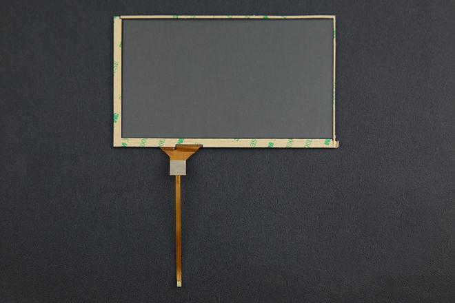 7 Inch Ekran İçin Kapasitif Dokunmatik Panel - LattePanda