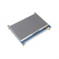WaveShare - WaveShare 7 inch HDMI Rezistif Dokunmatik LCD - 1024x600