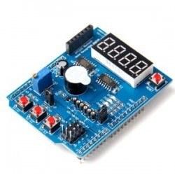 Robotistan - 7-Segment Shield for Arduino