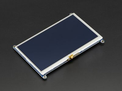 "7"" Touch HDMI Display"