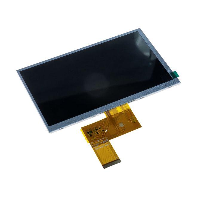 7.0 Inch 40-pin TFT Ekran (Dokunmatiksiz)
