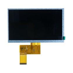 7.0 Inch 40-pin TFT Ekran (Dokunmatiksiz) - Thumbnail