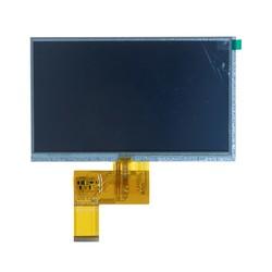 """7.0"""" 40-pin TFT Touch Display - Thumbnail"""