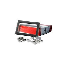 7.0 Inch Plastik Ekran Çerçevesi Siyah - 4DBEZEL-70-B - Thumbnail