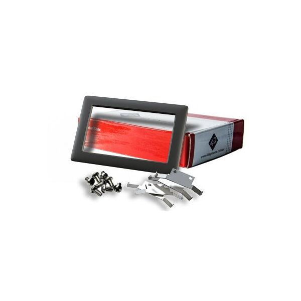 7.0 Inch Plastik Ekran Çerçevesi Siyah - 4DBEZEL-70-B