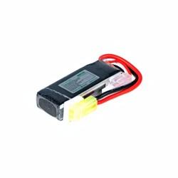 7,4V Airsoft Lipo Batarya 1500mAh 20C - (16x25x67) - Thumbnail