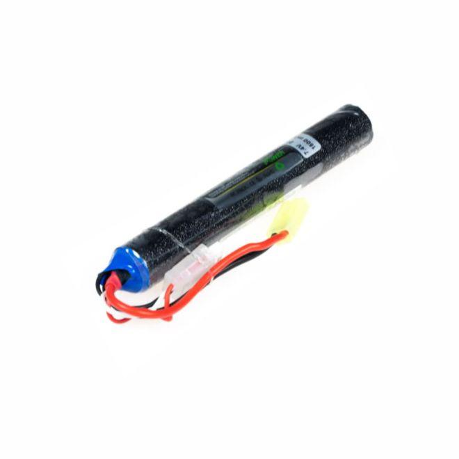 7,4V 2S Airsoft Lipo Batarya-Pil 1500mAh 20C - (18x130)