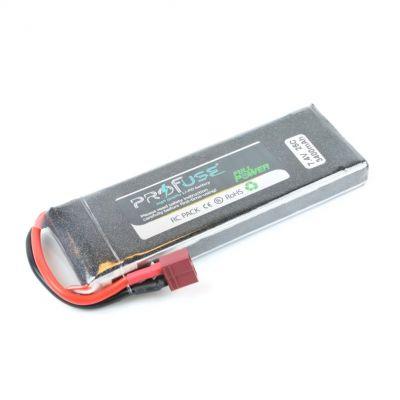 7.4 V 2S Lipo Batarya-Pil 3400 mAh 25C